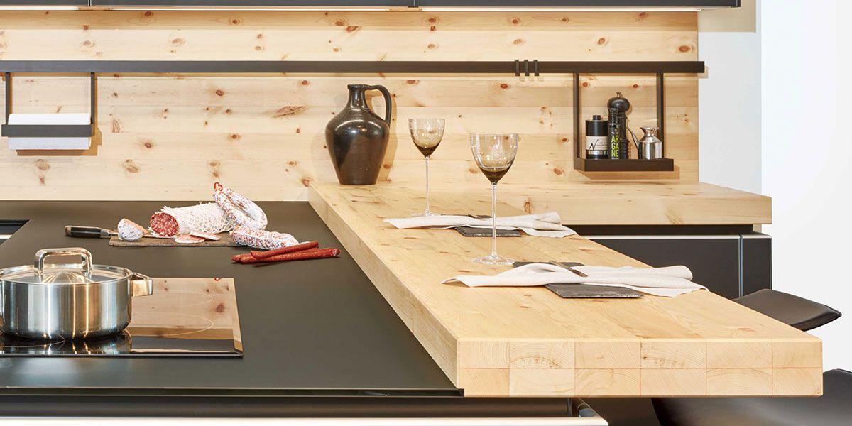 Arbeitsplatten - Küchenfachhändler Moers-Kapellen - Berger Küchen