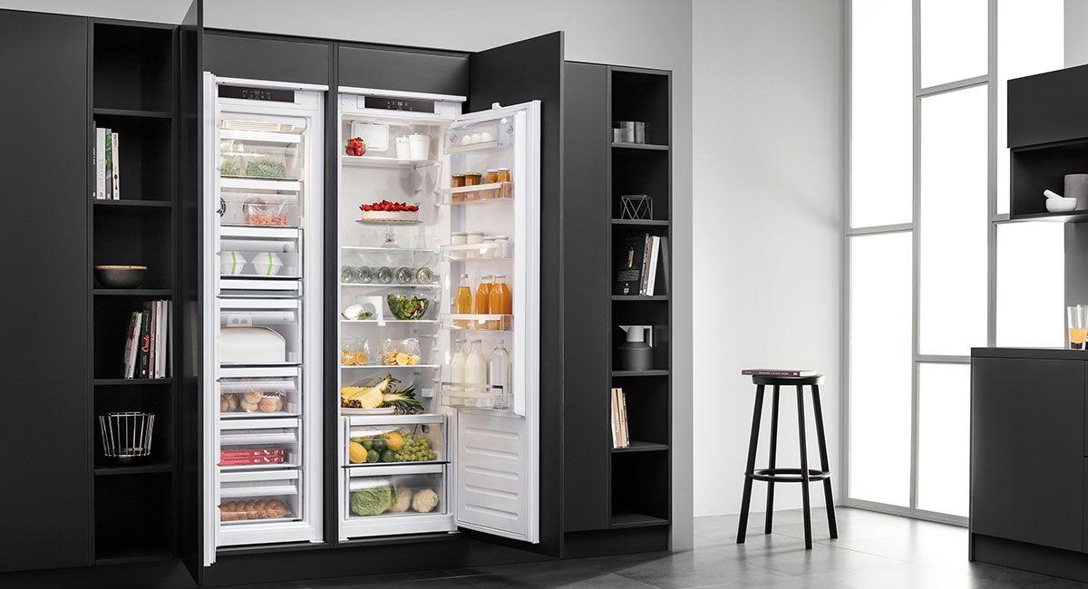 Amerikanischer Kühlschrank In Küche : Amerikanischer kühlschrank die vorteile u besserhaushalten
